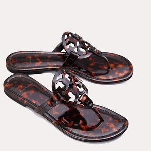 [NEW] Tory Burch Miller Patent Leather Sandal